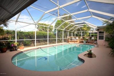 310 Greenway Avenue, Satellite Beach, FL 32937 - MLS#: 831210