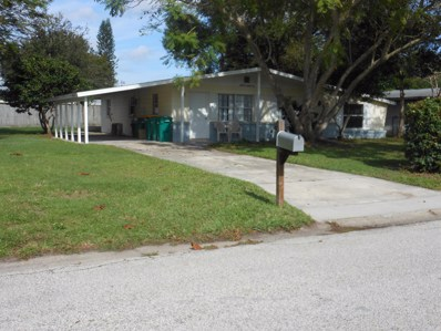 5281 Walker Avenue, West Melbourne, FL 32904 - MLS#: 831236