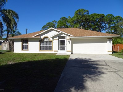 1241 Doe Court, Palm Bay, FL 32909 - MLS#: 831240