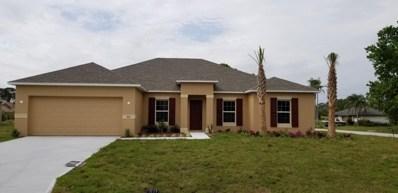 406 Charlotta Avenue, Palm Bay, FL 32909 - MLS#: 831253