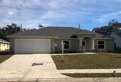 3215 Legendary Lane, Melbourne, FL 32935 - MLS#: 831273