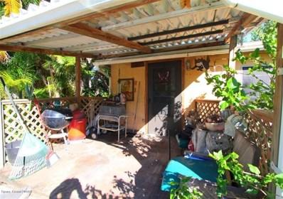 1665 Georgiana Drive, Merritt Island, FL 32952 - MLS#: 831306