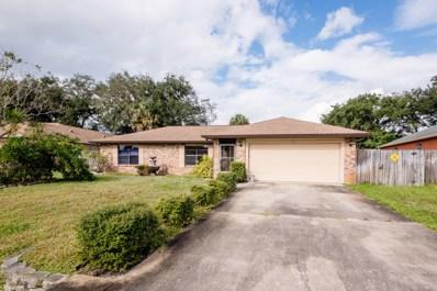 755 Parsons Circle, Palm Bay, FL 32909 - MLS#: 831333