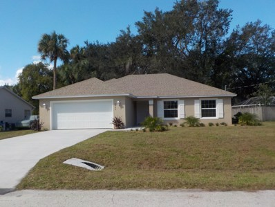7220 Export Avenue, Cocoa, FL 32927 - MLS#: 831360