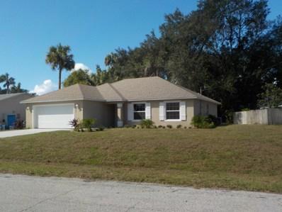 6175 Adina Road, Cocoa, FL 32927 - MLS#: 831367