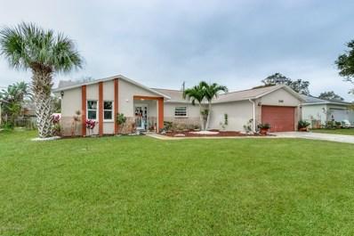 2166 Gunpowder Drive, Palm Bay, FL 32905 - MLS#: 831380
