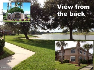 1841 Long Iron Drive UNIT 807, Rockledge, FL 32955 - MLS#: 831484