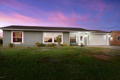 1241 Gilpin Street, Palm Bay, FL 32907 - MLS#: 831496