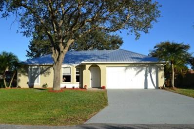 483 Candlestick Avenue, Palm Bay, FL 32907 - MLS#: 831535