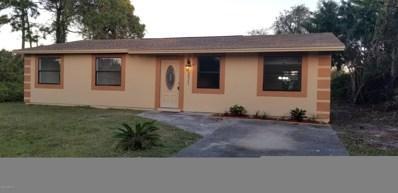 851 Carlyle Avenue, Palm Bay, FL 32909 - MLS#: 831538
