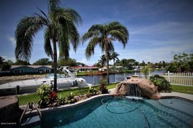 136 Bahama Boulevard, Cocoa Beach, FL 32931 - MLS#: 831540