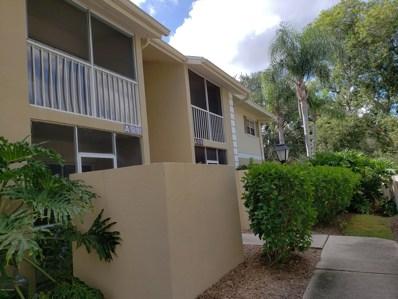 1657 Sunny Brook Lane UNIT A204, Palm Bay, FL 32905 - MLS#: 831545