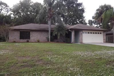 1598 Alpha Street, Palm Bay, FL 32907 - MLS#: 831568