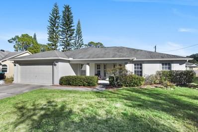 875 Emden Avenue, Palm Bay, FL 32907 - MLS#: 831611