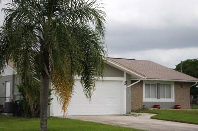 1781 Edith Street, Palm Bay, FL 32907 - MLS#: 831619