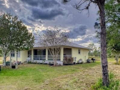 4890 Wagon Master Trail, Micco, FL 32976 - MLS#: 831628