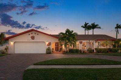 427 Port Royal Boulevard, Satellite Beach, FL 32937 - MLS#: 831659
