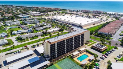 500 Palm Springs Boulevard UNIT 409, Indian Harbour Beach, FL 32937 - MLS#: 831686