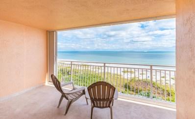 6770 Ridgewood Avenue UNIT 804, Cocoa Beach, FL 32931 - MLS#: 831766