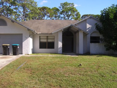 1513 NW Eagle Avenue, Palm Bay, FL 32907 - MLS#: 831835