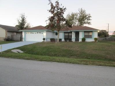 697 Delmonico Street, Palm Bay, FL 32907 - MLS#: 831841