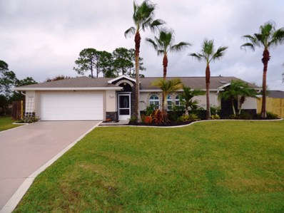 1501 Depew Street, Palm Bay, FL 32909 - MLS#: 831851