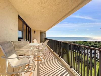1830 N Atlantic Avenue UNIT C-607, Cocoa Beach, FL 32931 - MLS#: 831867