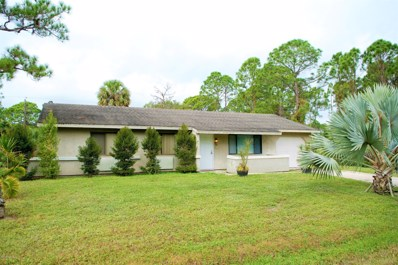 146 Carmelite Avenue, Palm Bay, FL 32907 - #: 831885