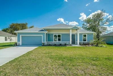 868 Riviera Drive, Palm Bay, FL 32905 - MLS#: 831908