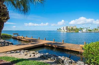3873 S Banana River Boulevard UNIT 205, Cocoa Beach, FL 32931 - MLS#: 831910