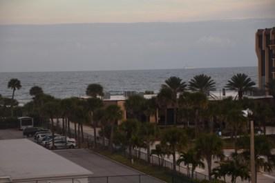 2090 N Atlantic Avenue UNIT 501, Cocoa Beach, FL 32931 - MLS#: 831926
