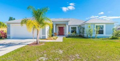 559 Bounty Avenue, Palm Bay, FL 32907 - MLS#: 832038