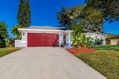 1381 Hegira Street, Palm Bay, FL 32907 - MLS#: 832054