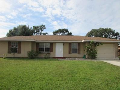 766 Aragon Avenue, Palm Bay, FL 32905 - MLS#: 832087