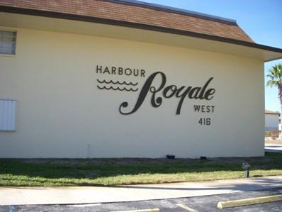 416 E School Road UNIT 209, Indian Harbour Beach, FL 32937 - MLS#: 832156