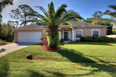 890 Waterside Road, Palm Bay, FL 32909 - MLS#: 832170