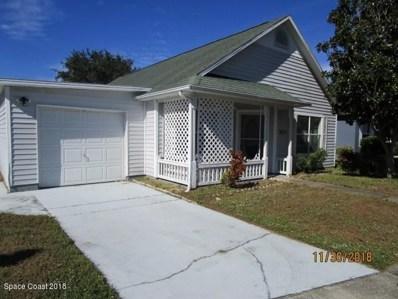 3835 Town Square Boulevard UNIT 28, Melbourne, FL 32901 - MLS#: 832226