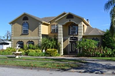 3868 S Ridge Circle, Titusville, FL 32796 - MLS#: 832271