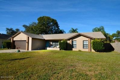 2750 Woodsmill Drive, Melbourne, FL 32934 - MLS#: 832472