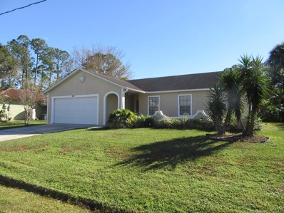 1092 Thompson Road, Palm Bay, FL 32908 - #: 832749