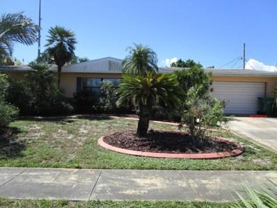 225 Satellite Avenue, Satellite Beach, FL 32937 - MLS#: 832755