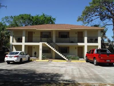 221 Knox McRae Drive UNIT A, Titusville, FL 32780 - MLS#: 832758