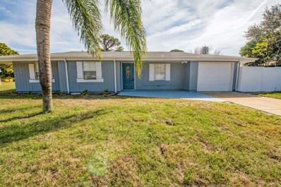 1211 Bard Lane, Palm Bay, FL 32905 - MLS#: 832817