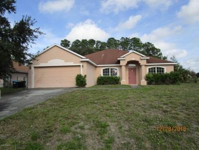 1541 Paisley Street, Palm Bay, FL 32907 - MLS#: 832874
