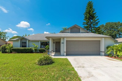 3347 Chapparal Court, Melbourne, FL 32934 - MLS#: 832893