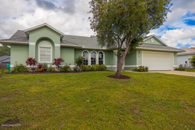 627 Ballon Terrace, Palm Bay, FL 32909 - MLS#: 832960