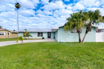 115 Jamaica Drive, Cocoa Beach, FL 32931 - MLS#: 833023