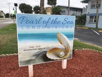 7165 Ridgewood Avenue UNIT 10, Cape Canaveral, FL 32920 - MLS#: 833079