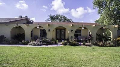 475 Bella Capri Drive, Merritt Island, FL 32952 - MLS#: 833100
