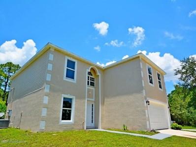 201 Olean Street, Palm Bay, FL 32908 - MLS#: 833108